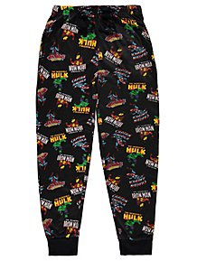 Star Wars From Peacocks Pj Bottoms Size M Comfortable And Easy To Wear Nightwear Men's Clothing