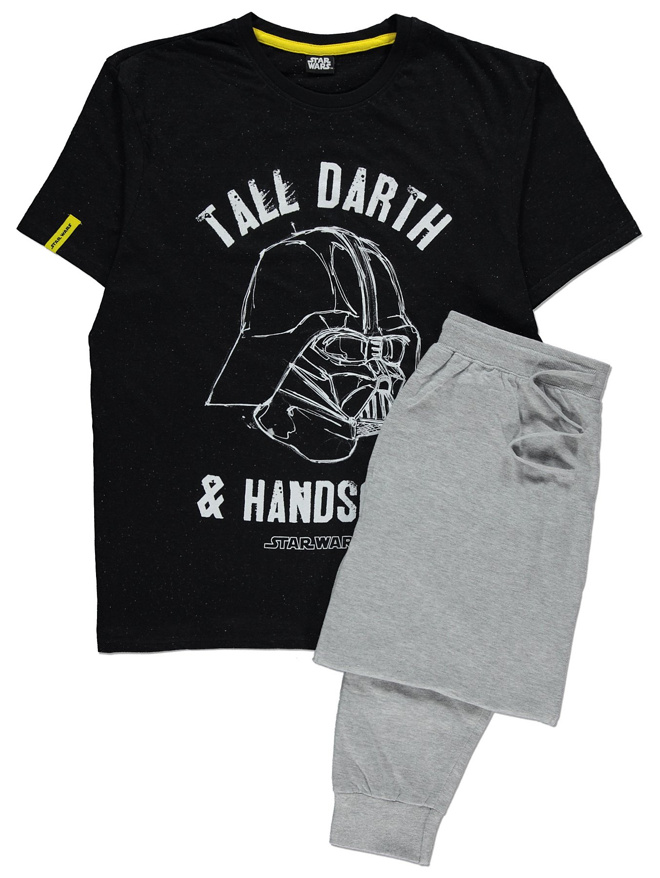 Star Wars Darth Vader Black Slogan Pyjamas. Reset efa3fb1b4