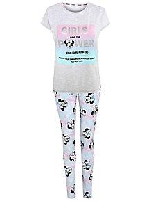 9961361a26 Disney Minnie Mouse Pyjama Set