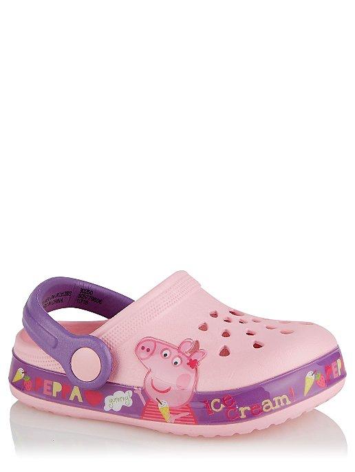 74b6d4734 Pink Peppa Pig Clogs