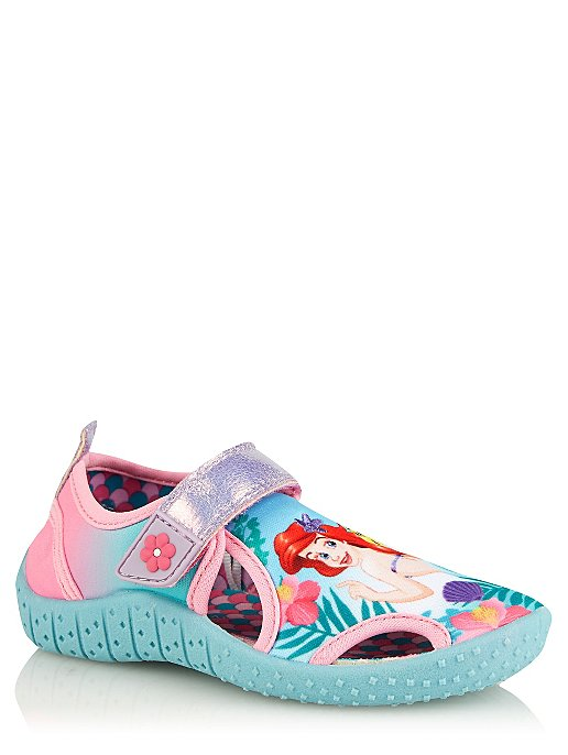 03c6384040 Disney Princess The Little Mermaid Activity Shoes   Kids   George