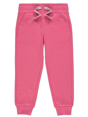 Pink Jogging Bottoms