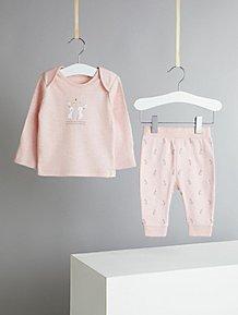 6ecc59d73 Baby Girls Sleepsuits   Pyjamas