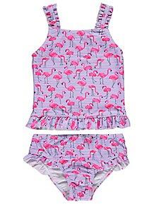 Purple Flamingo Tankini 935549fe2