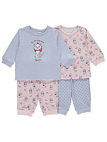 ff2d120bb942 Baby Girls Sleepsuits   Pyjamas
