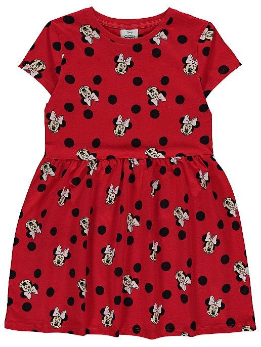 2a5a326daac1 Disney Minnie Mouse Polka Dot Dress