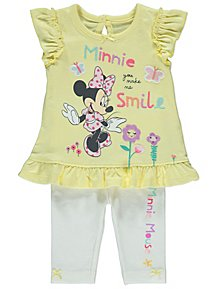 74bef3a0c Mickey and Minnie Mouse | Character Shop | Baby | George at ASDA
