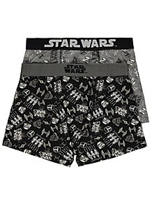 c52a5fed193c63 Star Wars Stormtroopers Trunks 2 Pack