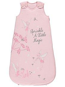 bda089ad59ec Pink Tinkerbell 2.5 Tog Sleep Bag
