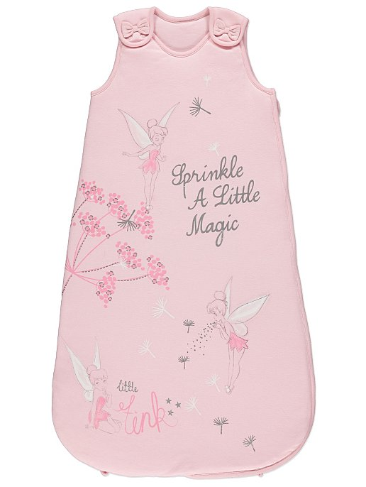 ef1eef935269 Pink Tinkerbell 2.5 Tog Sleep Bag. Reset