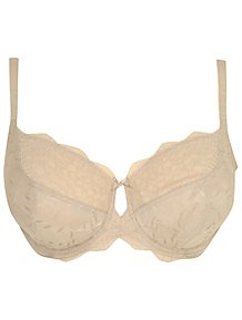 dc308b554c Nude Lace Non Padded Bra
