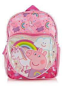 a623b4c95a Peppa Pig Turquoise Flamingo Graphic Swim Bag. (2). Peppa Pig Rucksack