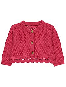 21f257cc1 Baby Girls Jumpers   Cardigans