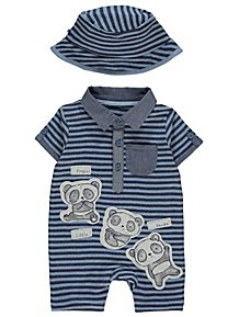 1c04bb635 Boys Baby Outfits