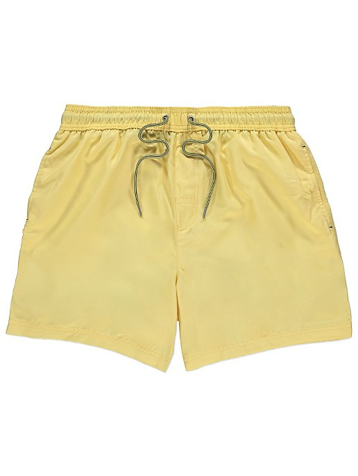236d43e3df4 Yellow Swim Shorts | Men | George