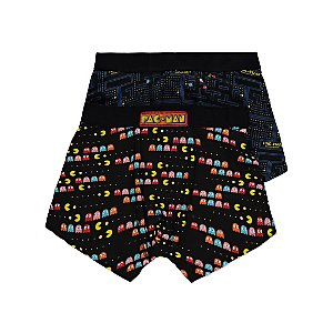 Pac-Man Trunks 2 Pack