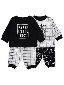 2e814b469 Baby Boys Sleepsuits   Pyjamas