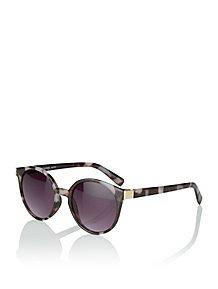 a4734d77635f3 Round Tortoiseshell Sunglasses