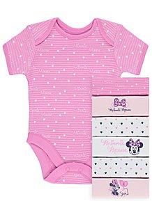 e84c51ee4 Girls Baby Bodysuits | Girls Bodysuits | George at ASDA