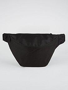 4d007b4b4e6e Black Canvas Bum Bag