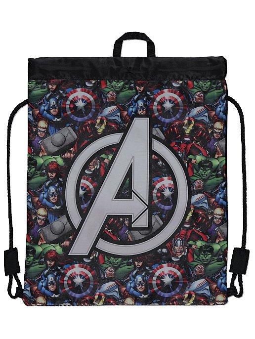 e00849b5d1e9 Marvel Comics Avengers Swim Bag