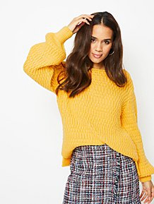 Womens Jumpers Sweaters Pullovers Womens Knitwear George At Asda