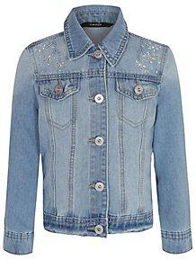 f9b534eda3b4 Girls Coats & Jackets - Coats For Girls | George at ASDA