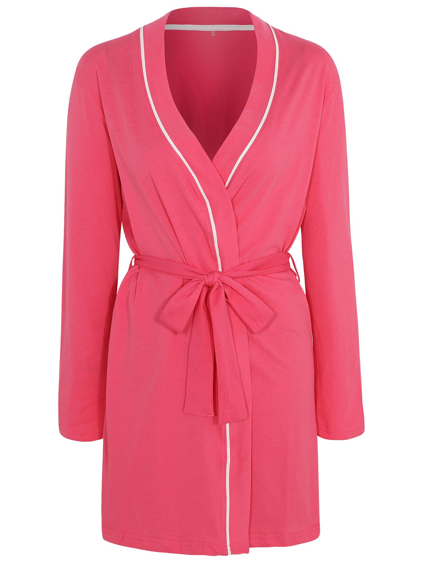 cac13a3ba Pink Bride Slogan Dressing Gown | Women | George