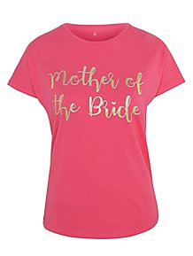 389e34696347a Hot Pink Mother of The Bride Top