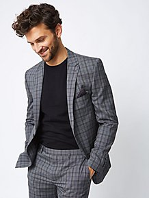413a0300ad Suits & Tailoring | Men | George at ASDA