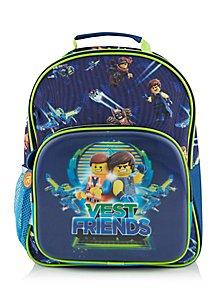 e905e58241 LEGO Movie 2 Vest Friends Slogan Rucksack