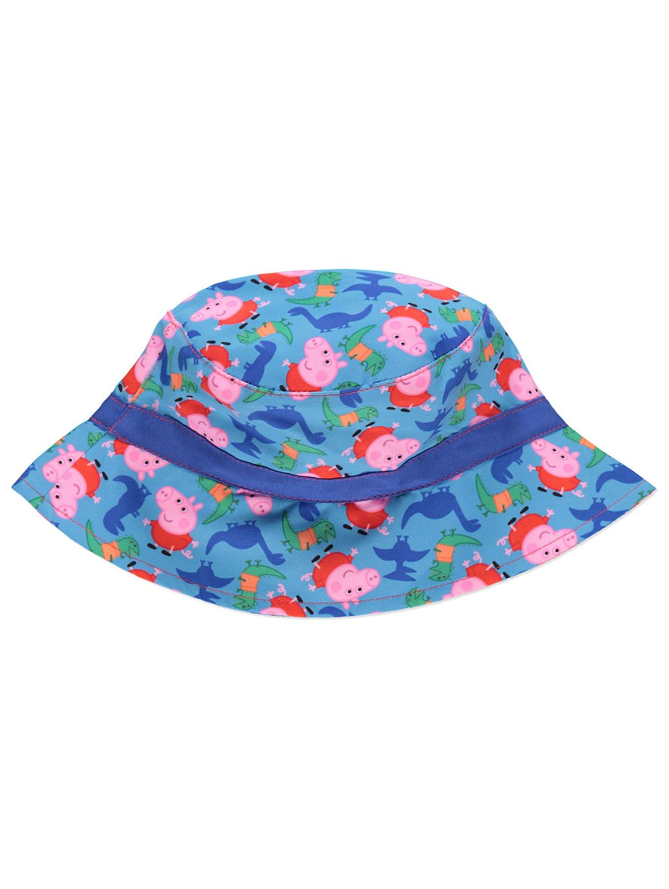 Peppa Pig UPF 50+ Sun Protection Bucket Hat. Reset 93ddcb63727