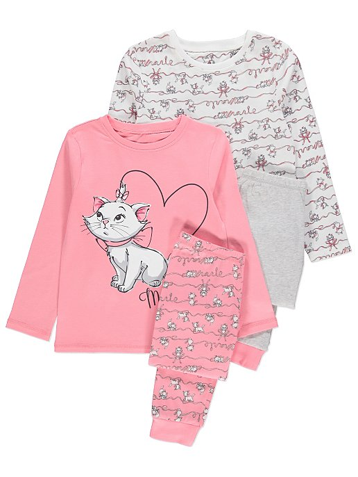 Disney Aristocats Marie Pyjamas 2 Pack. Reset 566c94b98