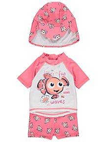 Baby Girl Swimwear - Baby Girls Swimwear  3aea3012529