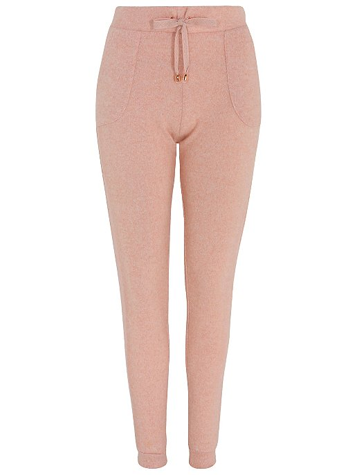9458c7bca1 Pink Soft Touch Joggers