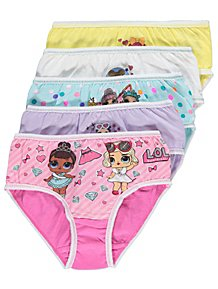 6e48113b9f863 Briefs with Stickers 5 Pack