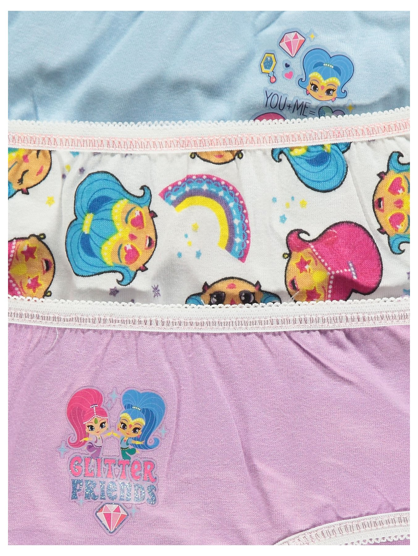52f4863175 Shimmer and Shine Briefs 5 Pack. Reset