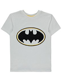 ff211c088a34c DC Comics Batman Flock T-Shirt. £6