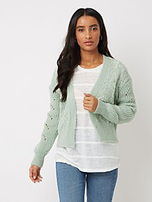 a377c66898 Womens Cardigans - Womens Knitwear