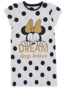 96eb28041b1 Disney Minnie Mouse Polka Dot Nightdress