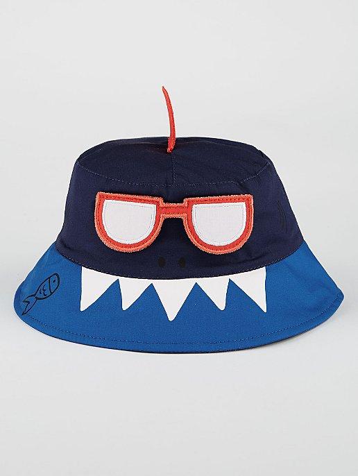 3c5ab7febafceb Shark Sun Protection Bucket Hat | Kids | George