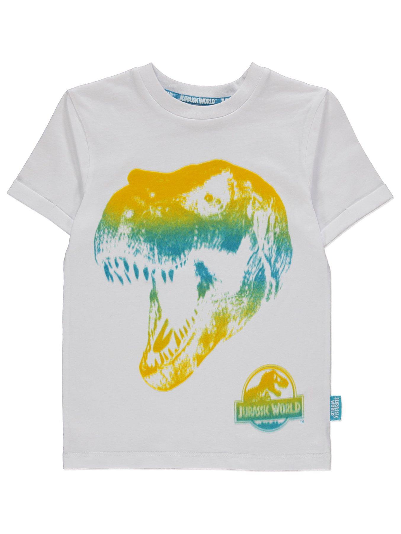 aed45a928 Jurassic World Print T-Shirt | Kids | George