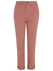 5bab205d92d6 Pink Relaxed Chinos