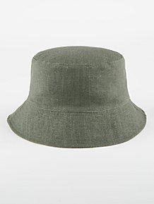 3961577c8d0b7 Green Reversible Bucket Hat