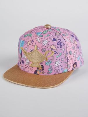 Disney Aladdin Princess Jasmine Glitter Cap