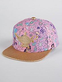 54af3c8b8ac Disney Aladdin Princess Jasmine Glitter Cap