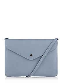f556273927 Blue Single Stud Cross Body Bag