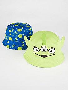 new styles bad71 50f3e Disney Toy Story Aliens Bucket Hat