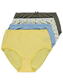 3cd68a1f903b Multipack | Knickers | Women | George at ASDA