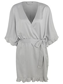 e15646d817b4 Grey Mother Of The Bride Slogan Dressing Gown